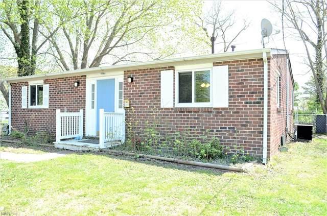 2404 Andrews Blvd, Hampton, VA 23663 (#10372334) :: Berkshire Hathaway HomeServices Towne Realty