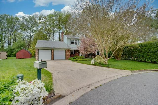 1149 Birnam Woods Dr, Virginia Beach, VA 23464 (#10372370) :: Avalon Real Estate