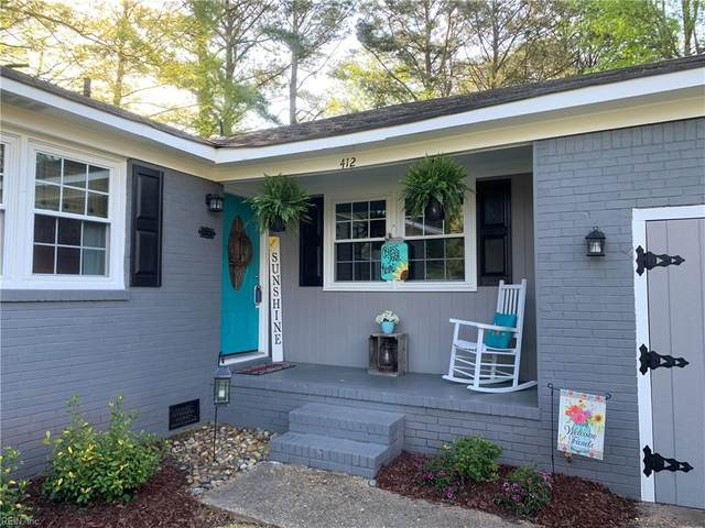 412 Parker Rd, Chesapeake, VA 23322 (#10372373) :: Rocket Real Estate
