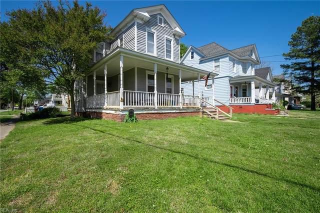 1201 Holly Ave, Chesapeake, VA 23324 (#10372384) :: Atkinson Realty