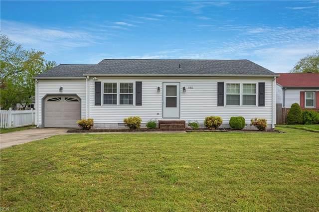 102 Lark Cir, Newport News, VA 23601 (#10372390) :: Kristie Weaver, REALTOR