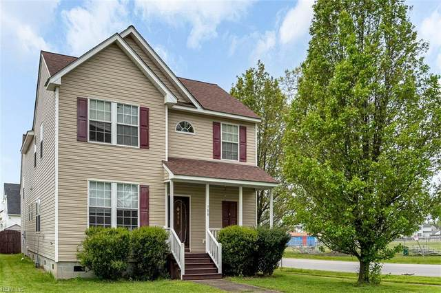700 Lockhaven St, Chesapeake, VA 23320 (#10372393) :: Berkshire Hathaway HomeServices Towne Realty