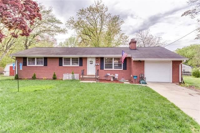 20 Rosewood Ln, Newport News, VA 23602 (#10372394) :: Avalon Real Estate