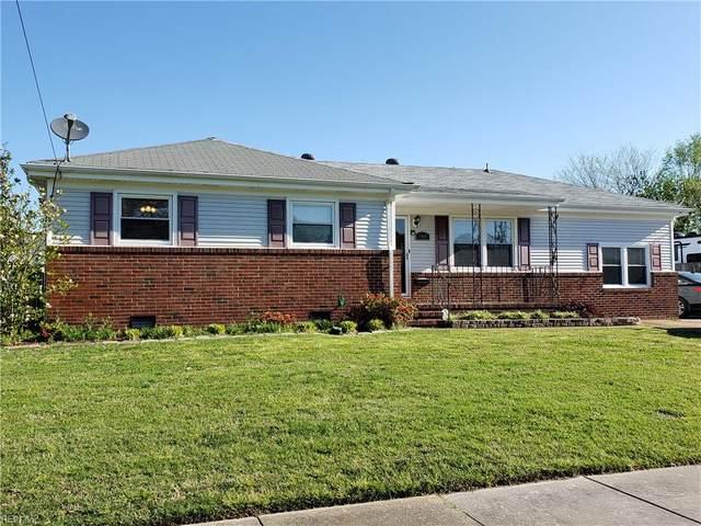 2464 Tullibee Dr, Norfolk, VA 23518 (#10372403) :: Avalon Real Estate