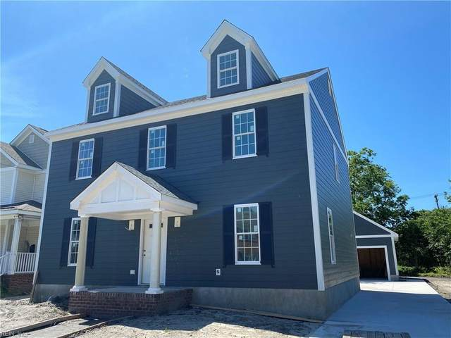 724 W 36th St, Norfolk, VA 23508 (#10372410) :: Crescas Real Estate