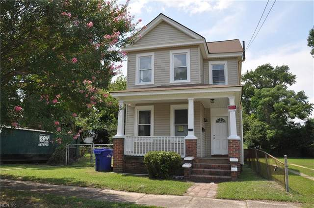 2318 Lansing Ave, Portsmouth, VA 23704 (#10372422) :: Berkshire Hathaway HomeServices Towne Realty