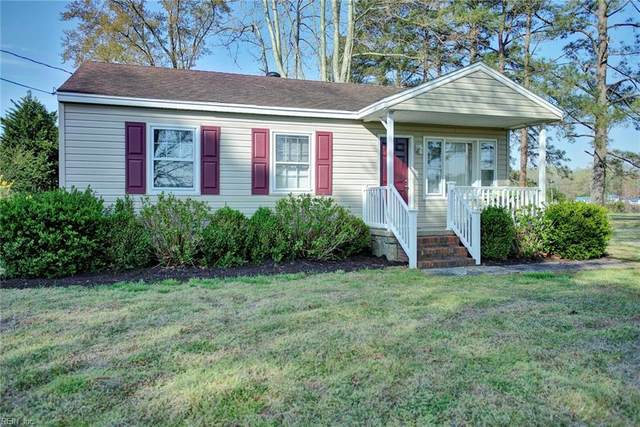 600 Buckley Hall Rd, Mathews County, VA 23050 (#10372430) :: Team L'Hoste Real Estate