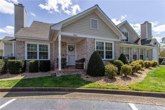 800 Sandy Bay Cv #2597, Newport News, VA 23602 (#10372433) :: RE/MAX Central Realty