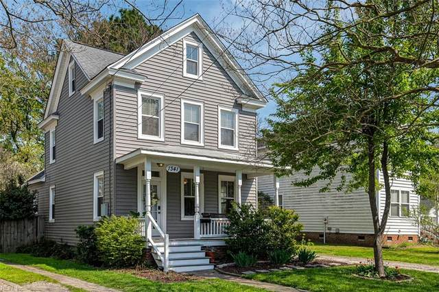 1341 Jackson Ave, Chesapeake, VA 23324 (#10372438) :: Berkshire Hathaway HomeServices Towne Realty
