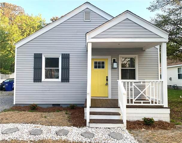 2631 Barclay Ave, Portsmouth, VA 23702 (#10372439) :: RE/MAX Central Realty