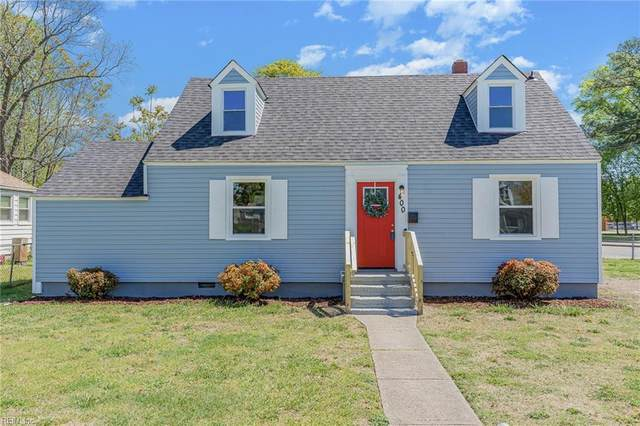 400 Shenandoah Rd, Hampton, VA 23661 (#10372449) :: Rocket Real Estate