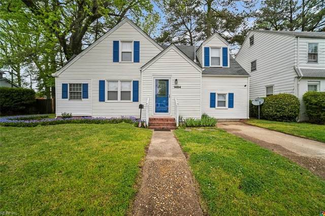 1484 Meads Rd, Norfolk, VA 23505 (#10372470) :: The Kris Weaver Real Estate Team