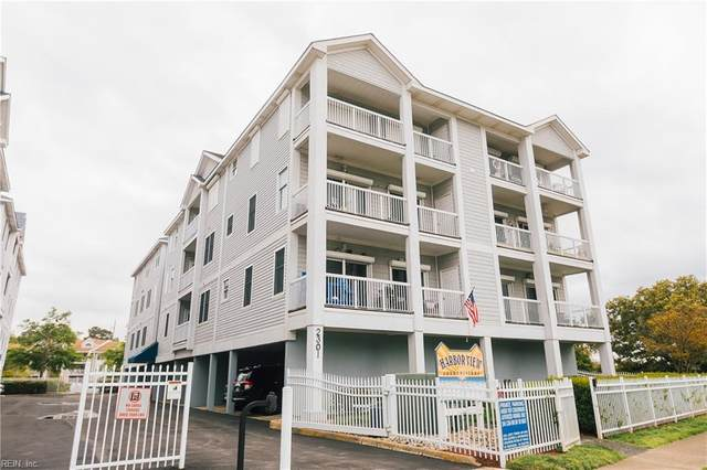 2301 Page Harbor Lndg #106, Virginia Beach, VA 23451 (#10372476) :: Verian Realty