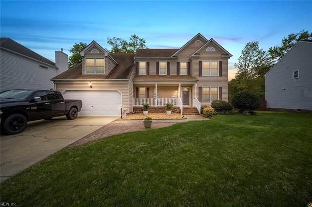 7 Jayne Lee Dr, Hampton, VA 23664 (#10372477) :: Berkshire Hathaway HomeServices Towne Realty