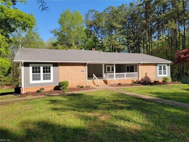 255 Thomasburg Ln, Brunswick County, VA 23856 (#10372482) :: Abbitt Realty Co.