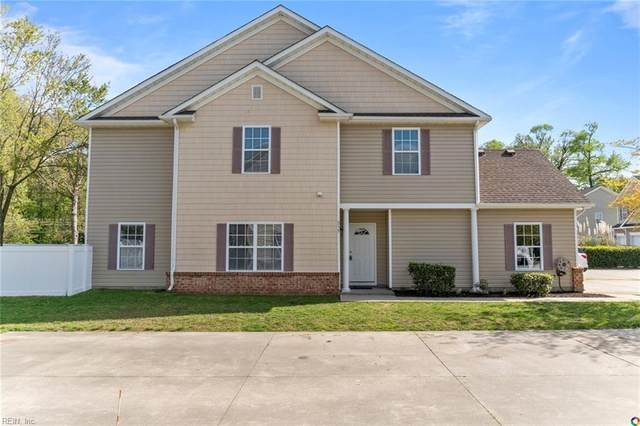 235 Sykes Ave, Virginia Beach, VA 23454 (#10372505) :: Berkshire Hathaway HomeServices Towne Realty
