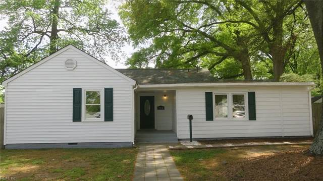 712 Paul St, Newport News, VA 23605 (#10372518) :: Rocket Real Estate