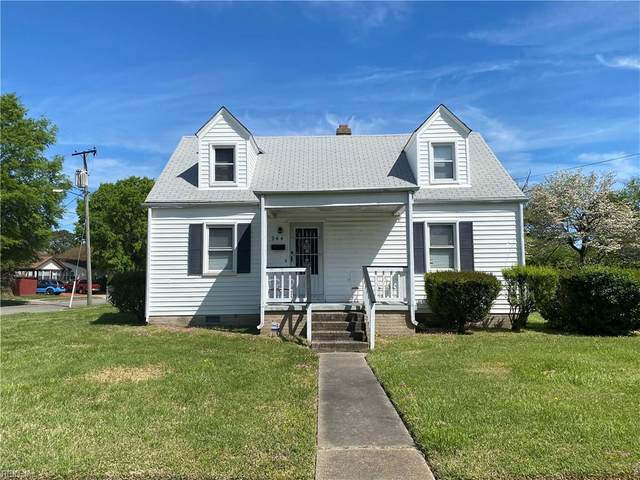 944 Albert Ave, Norfolk, VA 23513 (#10372539) :: Atkinson Realty