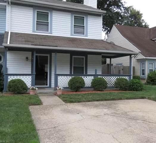 1811 Carrollwood Cmn, Chesapeake, VA 23320 (#10372552) :: Atkinson Realty