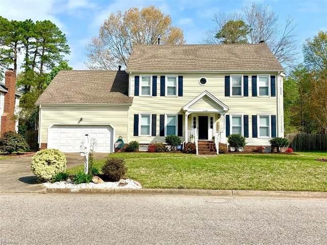 520 Warrick Rd, Chesapeake, VA 23322 (#10372559) :: Abbitt Realty Co.
