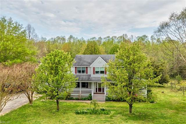 27376 Colosse Rd, Isle of Wight County, VA 23315 (#10372564) :: Team L'Hoste Real Estate