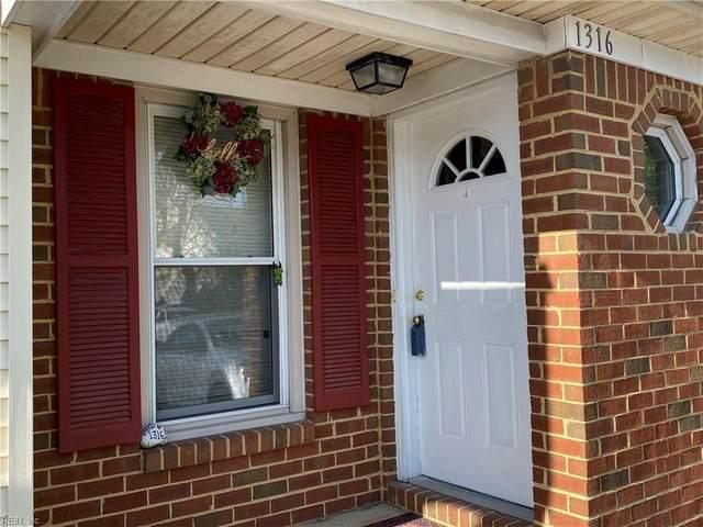 1316 Sagamore Ct, Virginia Beach, VA 23464 (#10372569) :: Berkshire Hathaway HomeServices Towne Realty