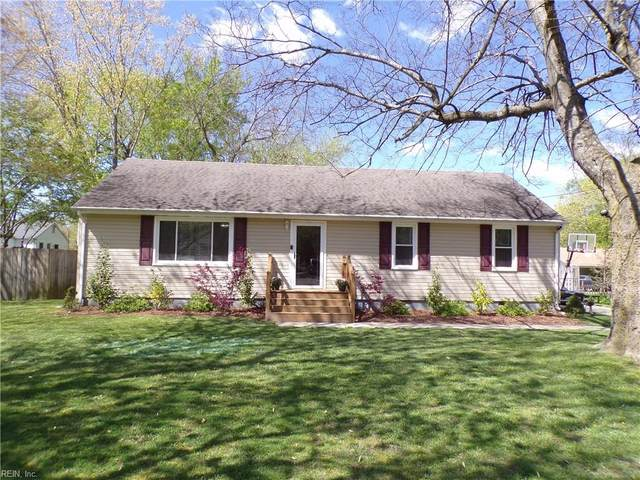 1125 Wilkins Dr, York County, VA 23185 (#10372575) :: Team L'Hoste Real Estate