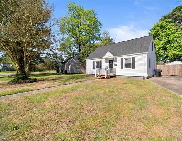 96 Oregon Ave, Portsmouth, VA 23701 (#10372578) :: Team L'Hoste Real Estate