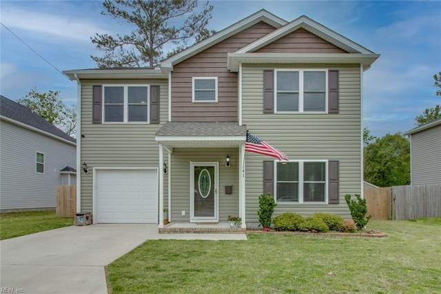 41 Pollux Cir E, Portsmouth, VA 23701 (#10372588) :: Austin James Realty LLC