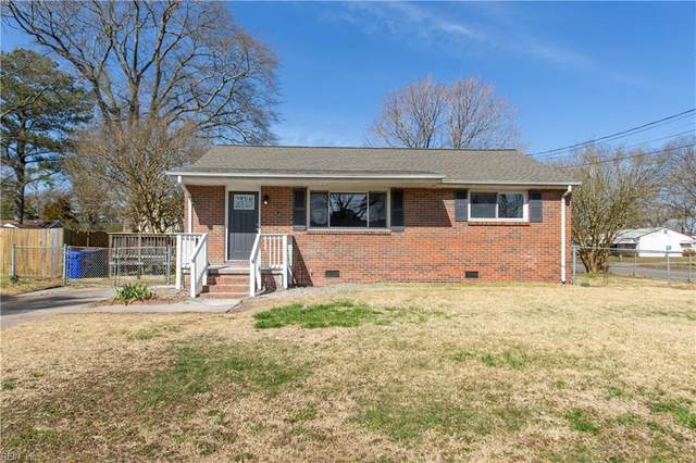 600 Ferry Rd, Portsmouth, VA 23701 (#10372609) :: Atkinson Realty