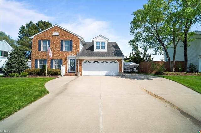 2544 Townfield Ln, Virginia Beach, VA 23454 (#10372614) :: Kristie Weaver, REALTOR