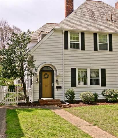 209 Piez Ave, Newport News, VA 23601 (#10372637) :: RE/MAX Central Realty