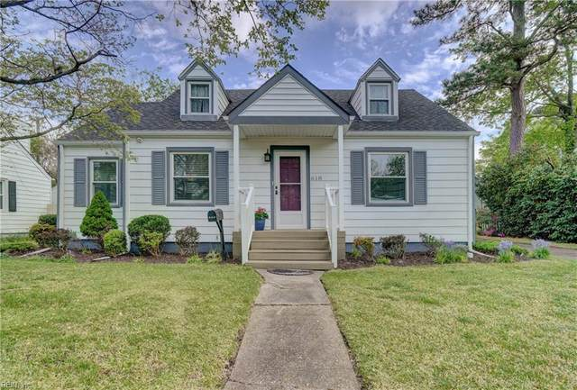 618 Burleigh Ave, Norfolk, VA 23505 (#10372641) :: Rocket Real Estate