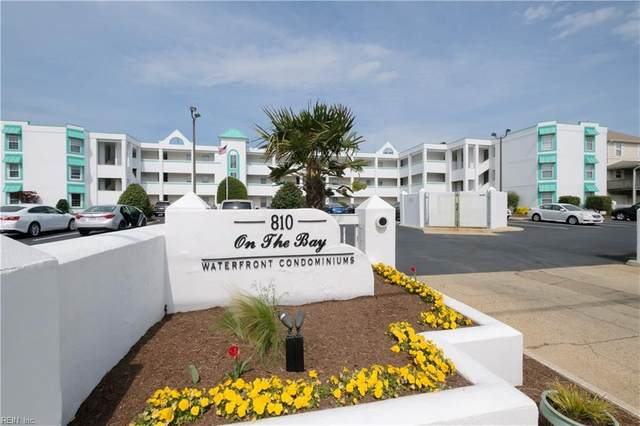 810 E Ocean View Ave #206, Norfolk, VA 23503 (#10372654) :: Rocket Real Estate