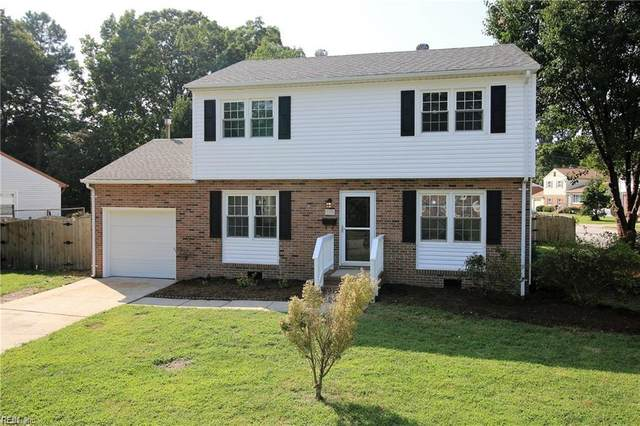 123 Eastlawn Dr, Hampton, VA 23664 (#10372673) :: RE/MAX Central Realty