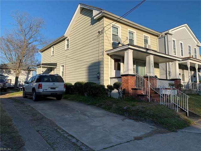 308 Walker Ave, Norfolk, VA 23523 (#10372691) :: Kristie Weaver, REALTOR