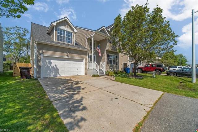 708 Pile Ave, Chesapeake, VA 23320 (#10372694) :: RE/MAX Central Realty