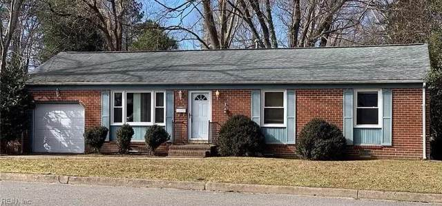 417 Nicewood Dr, Newport News, VA 23602 (#10372725) :: Kristie Weaver, REALTOR