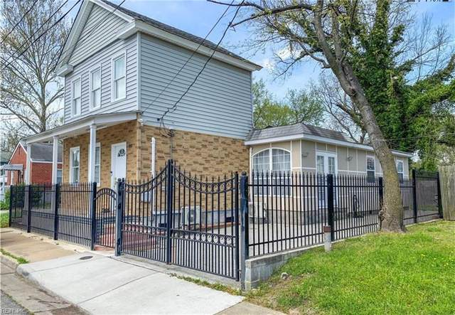 1026 Dunbar St, Norfolk, VA 23504 (#10372743) :: Rocket Real Estate