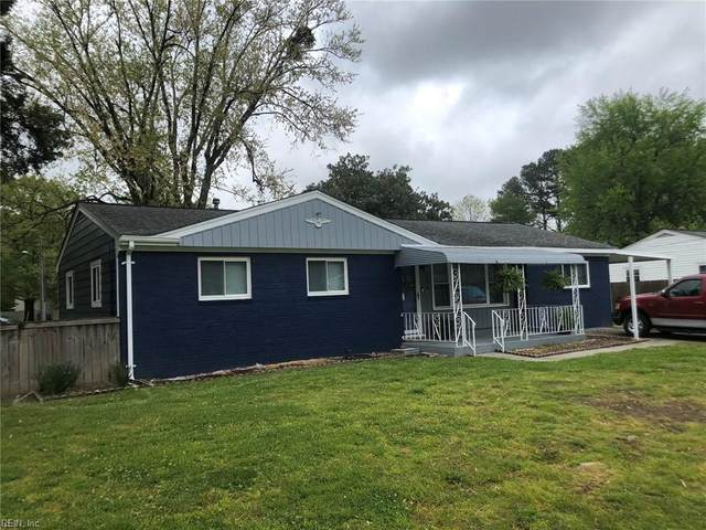 356 Kings Grant Rd, Virginia Beach, VA 23452 (#10372755) :: Kristie Weaver, REALTOR