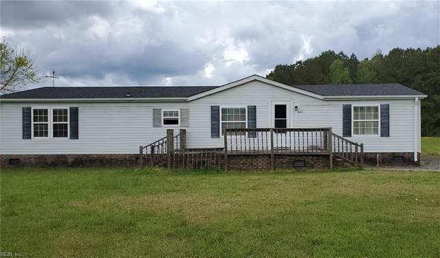 310 Middle Swamp Rd, Gates County, NC 27937 (#10372799) :: Berkshire Hathaway HomeServices Towne Realty