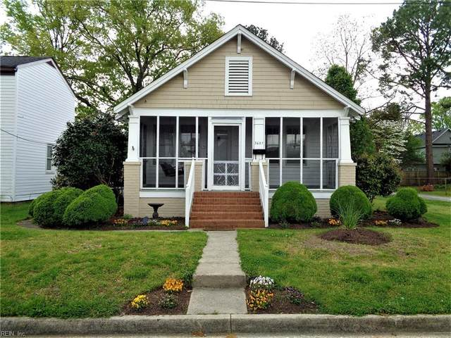 3607 Columbia St, Portsmouth, VA 23707 (#10372811) :: RE/MAX Central Realty
