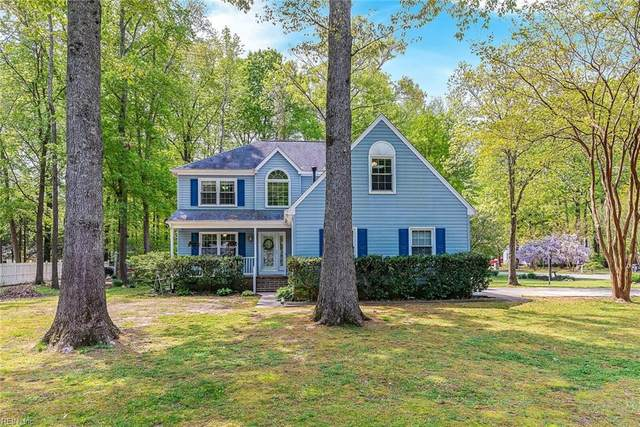102 Sherwood Ln, Isle of Wight County, VA 23430 (#10372816) :: RE/MAX Central Realty