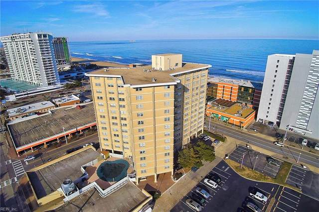 3810 Atlantic Ave #105, Virginia Beach, VA 23451 (#10372852) :: Seaside Realty
