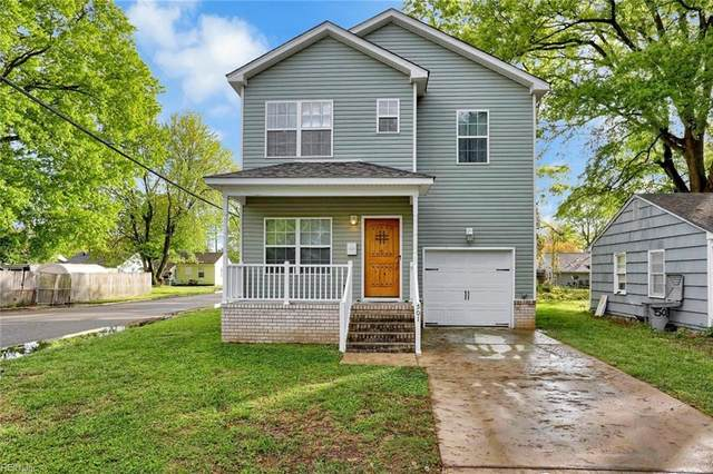 501 Marion Rd, Hampton, VA 23663 (#10372853) :: RE/MAX Central Realty