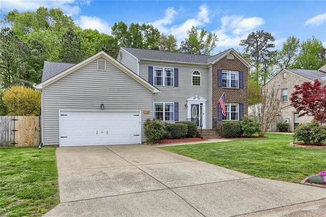 134 Hedgerow Ln, York County, VA 23693 (#10372896) :: Berkshire Hathaway HomeServices Towne Realty