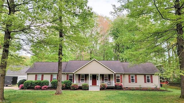 413 Evergreen Way, Isle of Wight County, VA 23430 (#10372900) :: RE/MAX Central Realty