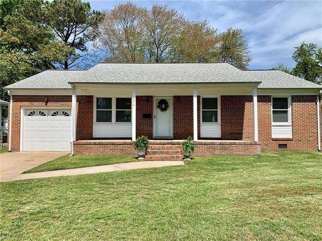 273 Exeter Rd, Newport News, VA 23602 (#10372907) :: RE/MAX Central Realty