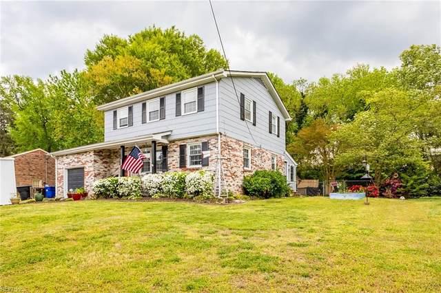 5109 Greenbrook Dr, Portsmouth, VA 23703 (#10372925) :: The Kris Weaver Real Estate Team