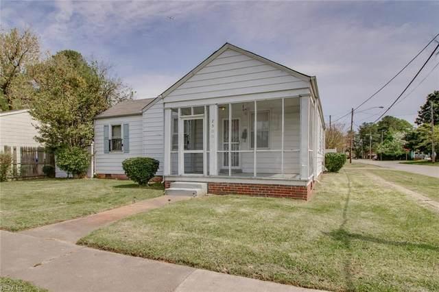 2300 Harrell Ave, Norfolk, VA 23509 (#10372933) :: Team L'Hoste Real Estate